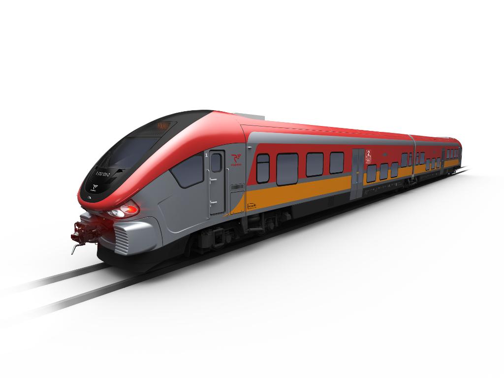POLREGIO pociąg PESA