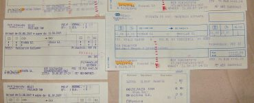 Bilet PKP